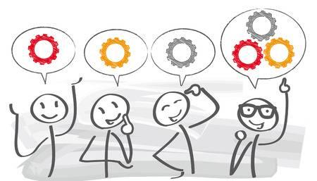 Expressions-anglais-des-affaires-image-de-brainstorming