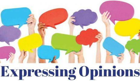 Exprimer vos opinions et apprenez l'anglais
