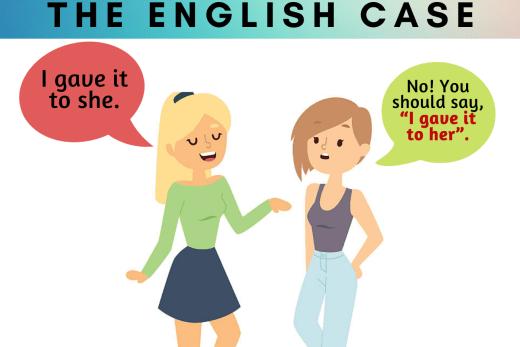 Vous avez les problèmes de la langue anglaise? Au jourd'hui, nous vous offrons des astuces pour parler couramment l'anglais. Apprenez les cas en anglais.