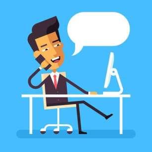 Faire une conversation téléphonique en anglais