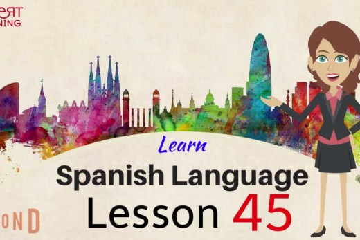 Learn bank-related words in Spanish by watching this video.