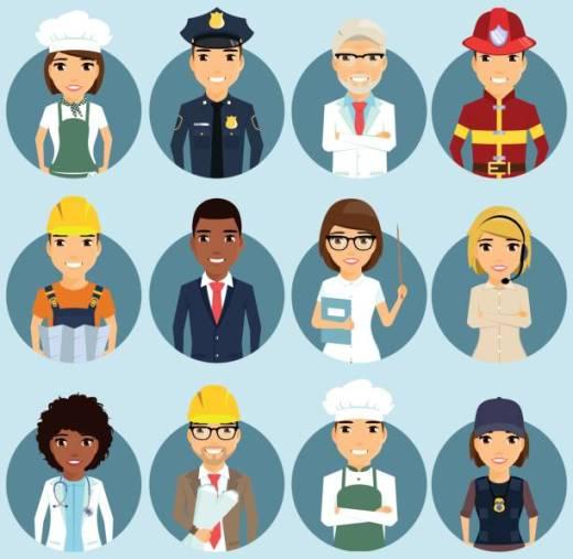 Les professions en anglais