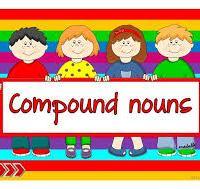 mots composés en anglais.