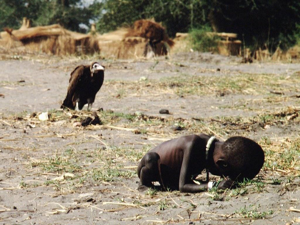 Fotografia-Feature-o-abutre-e-a-menina