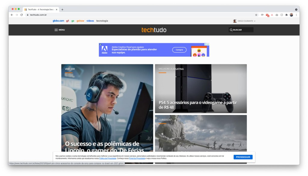 site-de-tecnologia