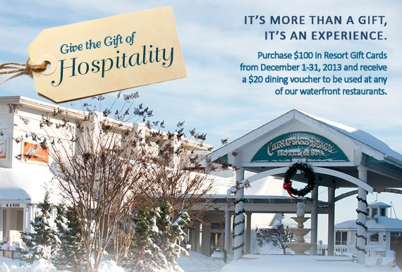 Gift of Hospitality Campaign