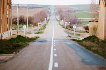 197 The Road Valdesaz de los Oteros
