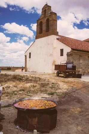198 Paella para el pueblo Valdesaz de los Oteros