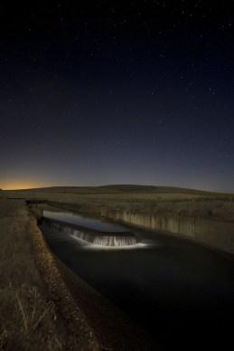 037 - Noche en el Canal