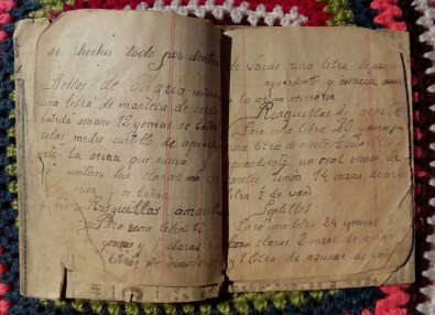 055- Libro de Recetas