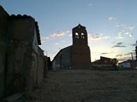 127 - Campanario Al Atardecer