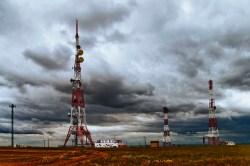 Antenas de Comunicación