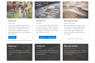 Mastering card design with Bootstrap 4