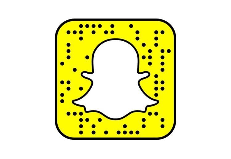 Logo of Snapchat.
