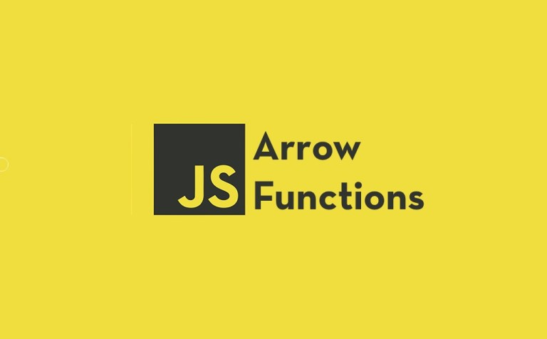 JavaScript Arrow Functions - A Friendly Introduction feature image