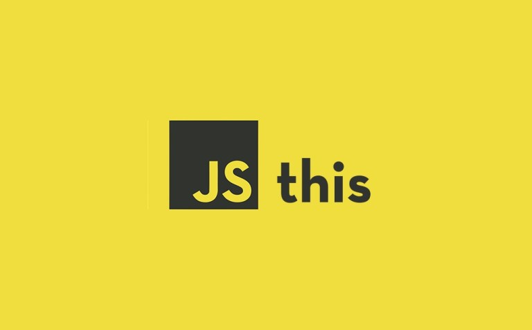 "How ""this"" in JavaScript Works feature image"