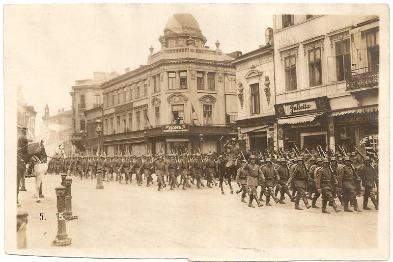 Imagini pentru armata germană în bucuresti 1916 photos