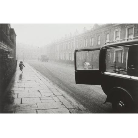 ROBERT FRANK - B. 1924 - 'LONDON' (HEARSE) - 98,500 USD - © Sotheby's