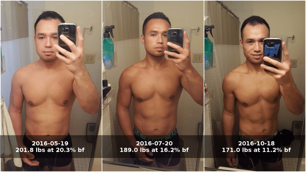 More Progress Earned on the Ketogenic Diet! - ALEX RICHARD FORD