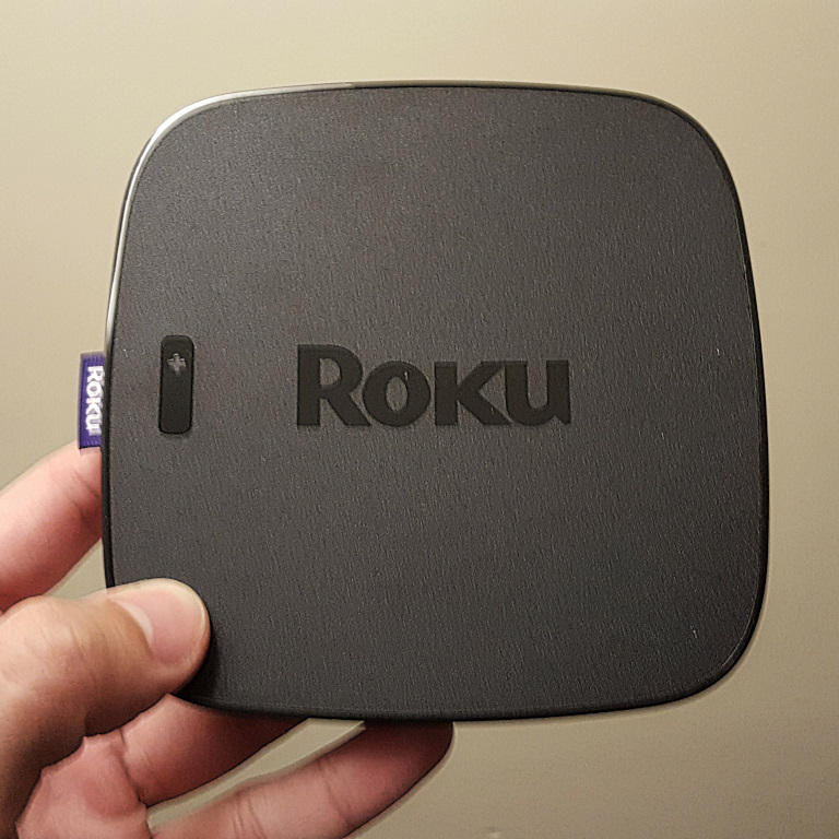 Roku Ultra device