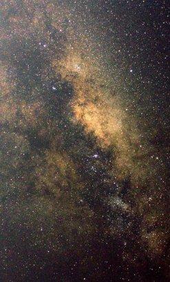 Center of Milky Way. © Alfan Nasrulloh/Observatorium Bosscha