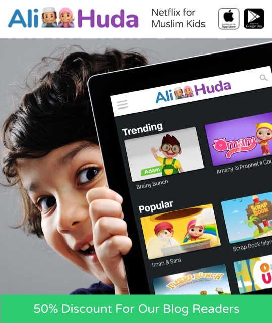 50% Discount for Ali Huda Blog Readers