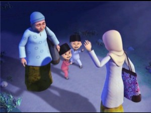 Ali Huda TV Upin Ipin