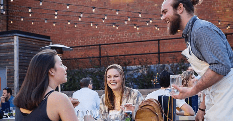 Restaurant Patios in Raleigh-Durham