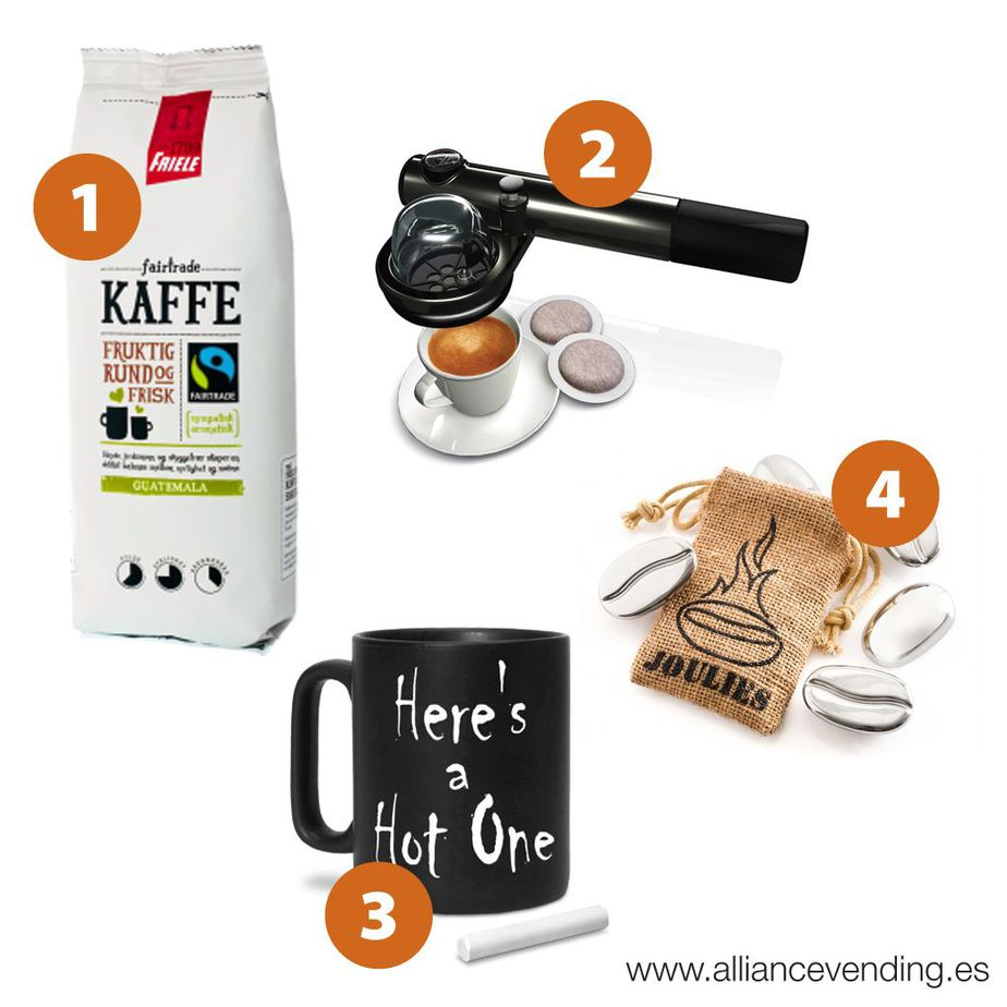 Ideas para regalar estas navidades a tus amigos coffee lovers