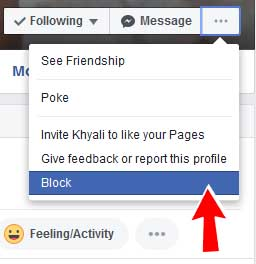 how to Block People From Being Able To Contact You