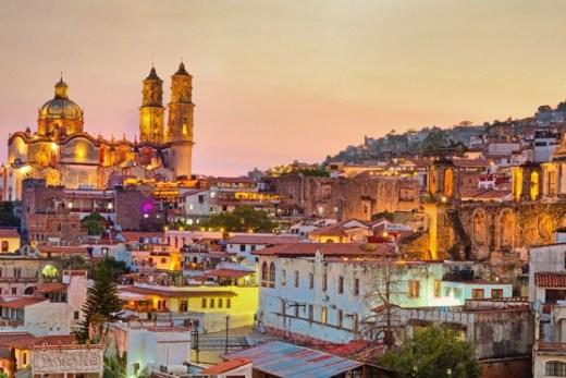멕시코 여행 멕시코시티 전경