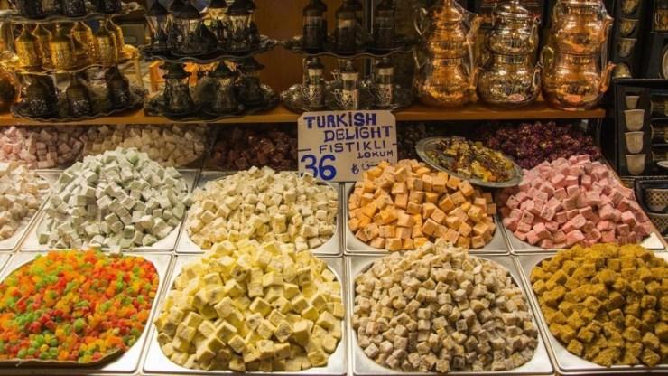 터키 쇼핑 리스트 로쿰 터키쉬 딜라이트
