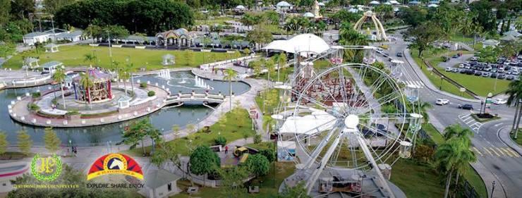 브루나이 제루동 놀이공원