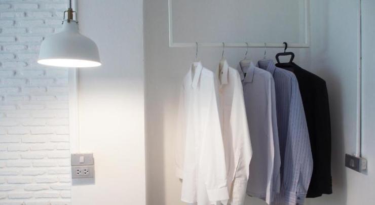 방콕 가성비 숙소 왐텔 호텔 옷장 어메니티