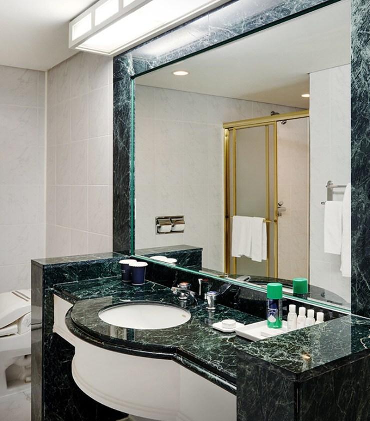 호텔현대 바이 라한 목포 욕실