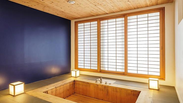 히노끼탕 펜션 양평 생각속의 집 라벤더