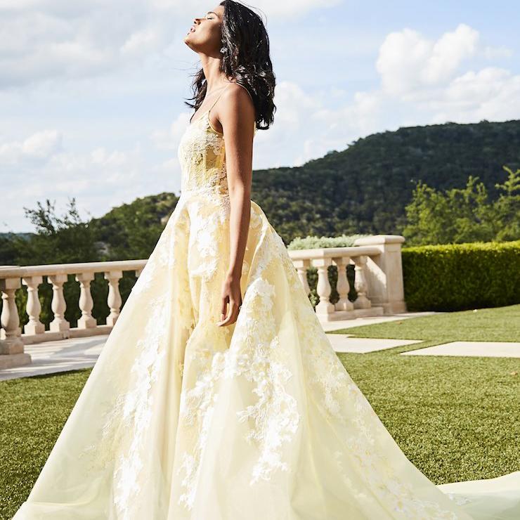 yellow prom dress 2019 all the rage virginia sherri hill
