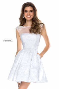 sherri hill 52078 spring 2019 prom dress all the rage