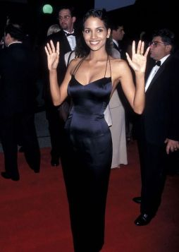 prom dress from the late 90s halle berry