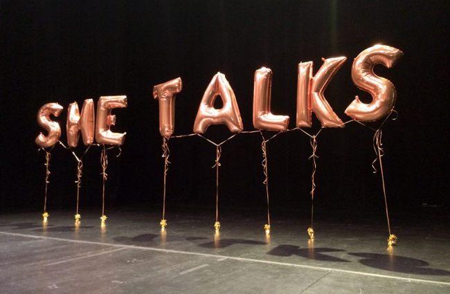 SheTalks YVR Balloons (2)