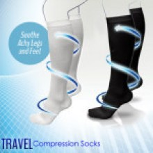 Travel Compression Socks can Help