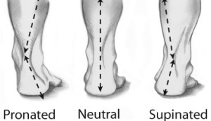 Basic Foot Positions
