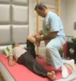 Doing Physiotherapy