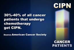 Patients affected by CIPN
