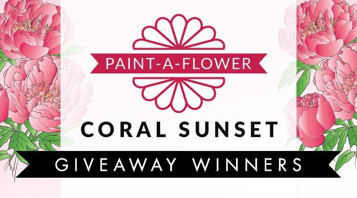 PAF Coral Sunset Blog Hop
