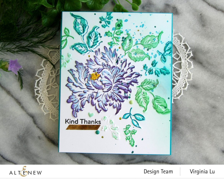 05252021-Majestic Bouquet Stamp & Die Bundle-Majestic Bloom 3D Embossing Folder-004