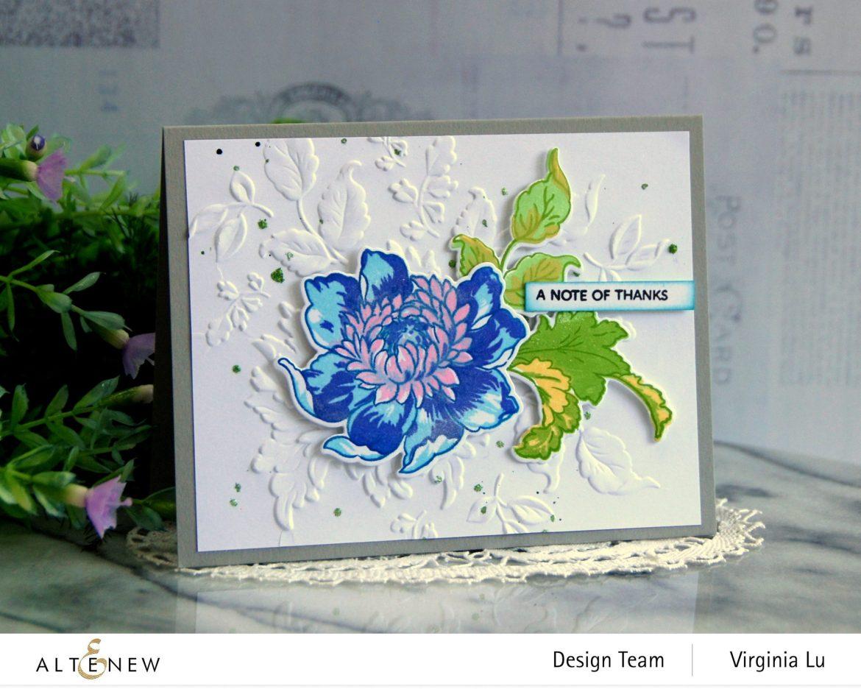 05252021-Majestic Bouquet Stamp & Die Bundle-Majestic Bloom 3D Embossing Folder-005