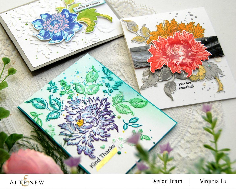 05252021-Majestic Bouquet Stamp & Die Bundle-Majestic Bloom 3D Embossing Folder-009