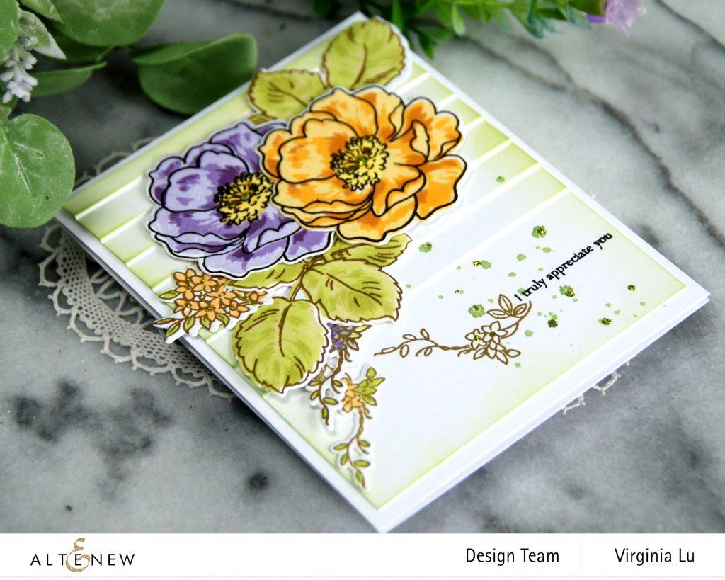 Altenew-BAF Wild Rose-Window Slats 3D Embossing Folder-003