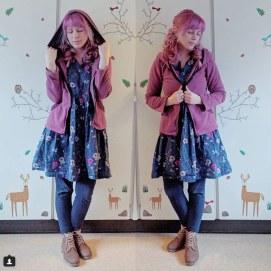 KATRIN: Pastel lover
